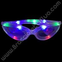 Occhiali Luminosi Led (1 pz)