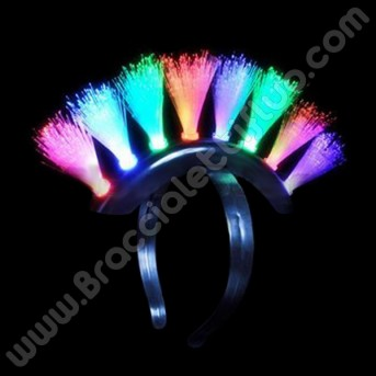 Diadema Led Punk (1 pz)