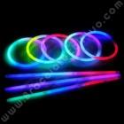 Braccialetti Fluo Tricolore