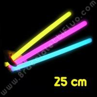 Bastoncini Fluo 25 cm (25 pz)