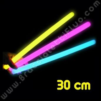 Bastoncini Fluo 30 cm (25 pz)