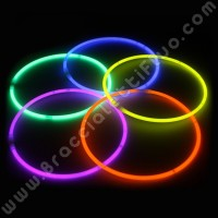 Collane Fluo Monocolore (50 pz)