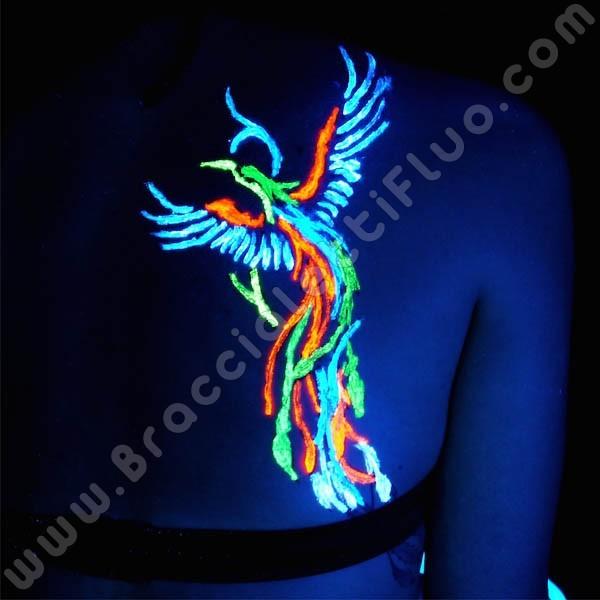 Vernici Fluorescenti Per Pareti.Vernice Fluorescente Corpo 50 Ml