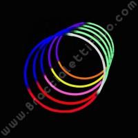 Collane Fluo Tricolore (50 pz)