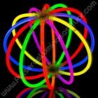 Esferas Luminosas Unicolor (8 uds)