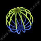 Esferas Luminosas Bicolor (8 uds)