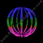 Sfere Fluo Tricolore