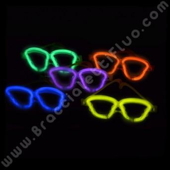 Occhiali Fluo Teschio Pacco (50 pz)